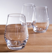 Simon Pearce Glass Barware