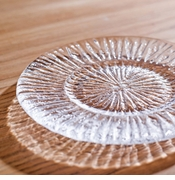 Simon Pearce Glass Platters & Serving Accessories