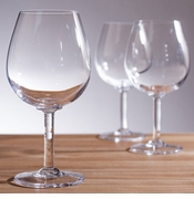 Simon Pearce Glass Stemware