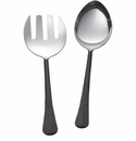 Simon Pearce Woodbury 2 Piece Serving Set