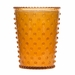 Simpatico Home 16 Ounce Hobnail Candle - Pumpkin & Clove (No. 28)
