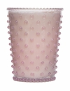 Simpatico Home 16 Ounce Hobnail Glass Candle - Beach Plum (No. 36)