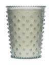 Simpatico Home 16 Ounce Hobnail Glass Candle - Kashmir (No. 67)