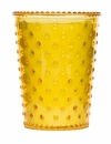 Simpatico Home 16 Ounce Hobnail Glass Candle - Meyer Lemon (No. 97)