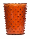 Simpatico Home 16 Ounce Hobnail Glass Candle - Poppy (No. 47)
