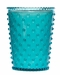 Simpatico Home 16 Ounce Hobnail Glass Candle - Cucumber & Gin (No. 74)