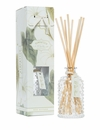 Simpatico Home Hobnail Glass Diffuser Set - White Flower (No. 42)