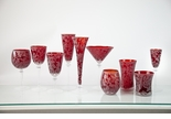 Skyros Designs Cordial Glass - Ruby
