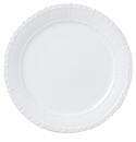 Skyros Designs Historia Charger Plate - Paper White