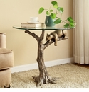 Sleepy Bear End Table by SPI Home