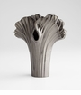 Small Bronze Alloy Palm Vase by Cyan Design