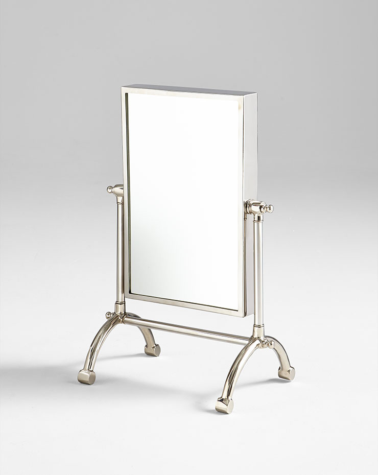 Small cassius mirror by cyan design for Small decorative mirrors