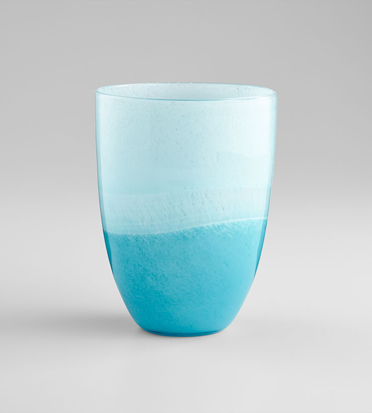 Small Devotion Vase by Cyan Design