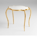 Small Flora Side Table by Cyan Design