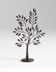 Small Iron Sapling Tree Sculpture by Cyan Design