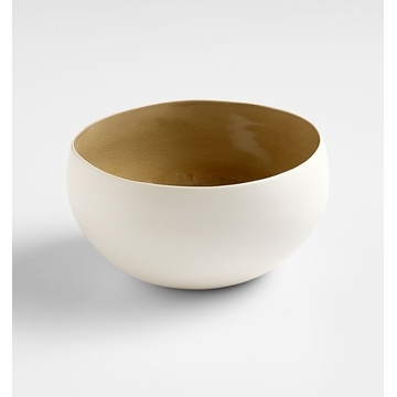 Small Latte Bowl by Cyan Design