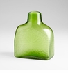 Small Marine Green Vase by Cyan Design