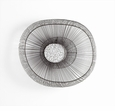 Small Pardo Iron Wire Wall Decor by Cyan Design