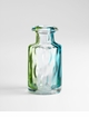 Small Rigby Green Glass Vase by Cyan Design