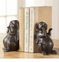 Smiling Bunny Bookends by SPI Home