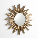 Sol Mirror by Cyan Design