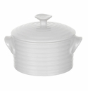 Sophie Conran White Round Lidded Pot