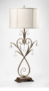 Sophie Iron Table Lamp by Cyan Design