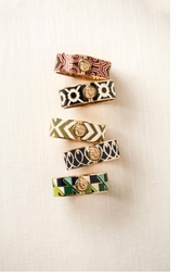 Bangles And Cuffs Links Stones Enamels In A Range Of Colors Designs Pile On The Personality Layered Look Is Pinnacle Fashion For