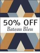 Spartina 449 Bateau Bleu Collection - 50% Off Now!