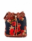 Spartina Mary Lavinia Daufuskie Drawstring Bag