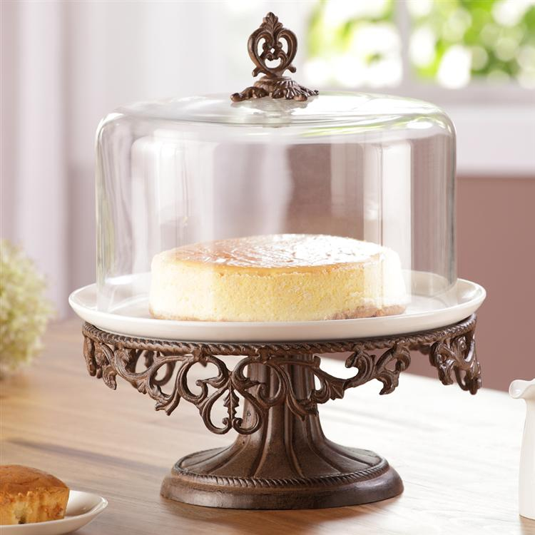 Decor Cake Holder : SPI Classic Cake Stand USD176, You Save USD18.00