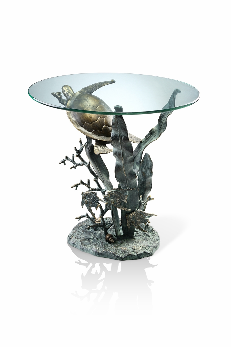 Sea Turtle Table By Spi Home 341 You Save