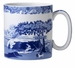 Spode Blue Italian 17.2 oz Large Coffee Mug