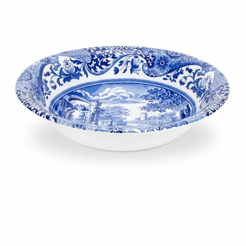 Spode Blue Italian 8'' Cereal Bowl Ascot