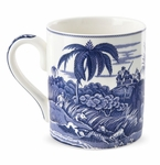 Spode Blue Room Indian Sporting Mug