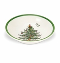 Spode Christmas Tree Cereal or Oatmeal Bowl