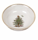 Spode Christmas Tree Gold Large Bowl