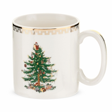 Spode Christmas Tree Gold Mug