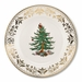 Spode Christmas Tree Gold Salad Plate