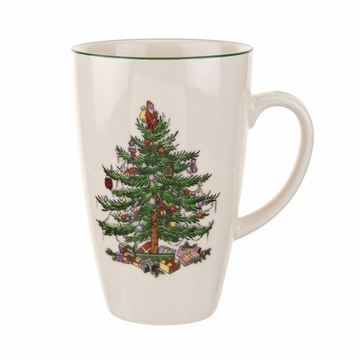 Spode Christmas Tree Latte Mug