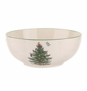 Spode Christmas Tree Round Bowl Medium
