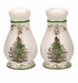 Spode Christmas Tree Salt and Pepper Set