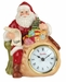 Spode Christmas Tree Santa Clock