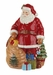 Spode Christmas Tree Santa Cookie Jar