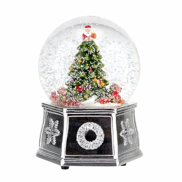 Spode Christmas Tree Small Snow Globe