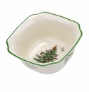 Spode Christmas Tree Square Bowl