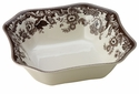 Spode Delamere Square Serving Bowl 9.5""