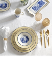 Spode Giallo Dinnerware Collection