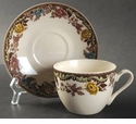 Spode Grove Tea Cup & Saucer Set