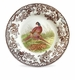 "Spode Woodland 10.5"" Dinner Plate - Pheasant Design"